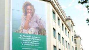 Sophie Pétronin, qui dirigeait au Mali une association d'aide aux orphelins, a été enlevée à Gao fin 2016.