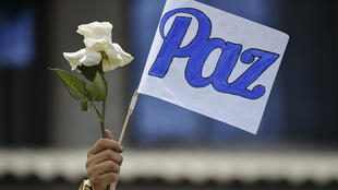 Some 120,000 people have gone missing in five decades of violent unrest in Colombia