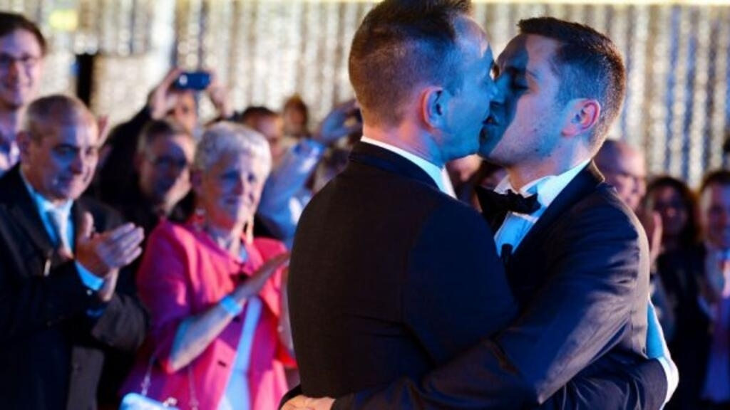 France marks five-year anniversary of same-sex marriage