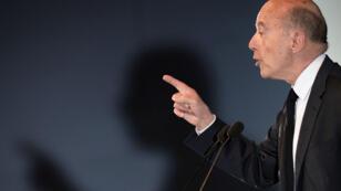Alain Juppé, maire de Bordeaux et candidat à la primaire des Républicains (LR) en vue de la présidentielle de 2017.