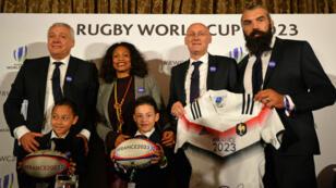 Après 2007, la France organisera de nouveau la Coupe du monde de rugby en 2023.
