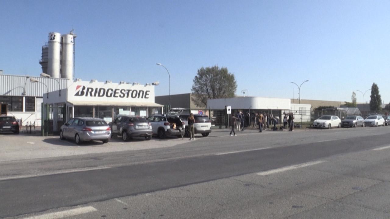 The battle at Bridgestone