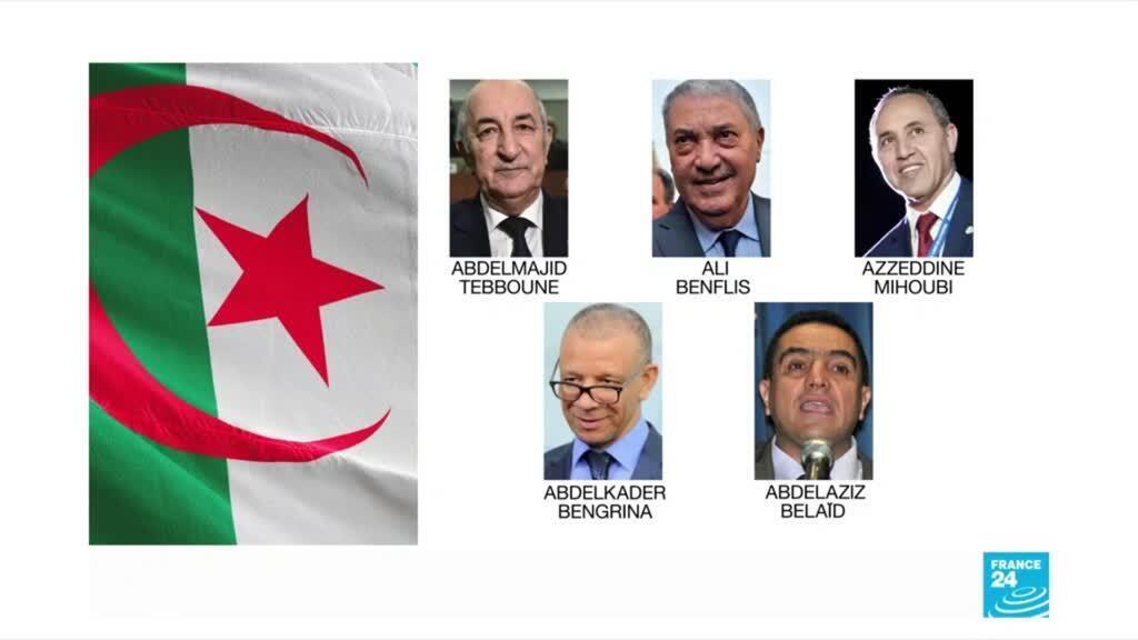 2019-12-06 18:40 En Aglérie le débat entre les candidats à la présidentielle est une première mais ne suscite pas l'émotion