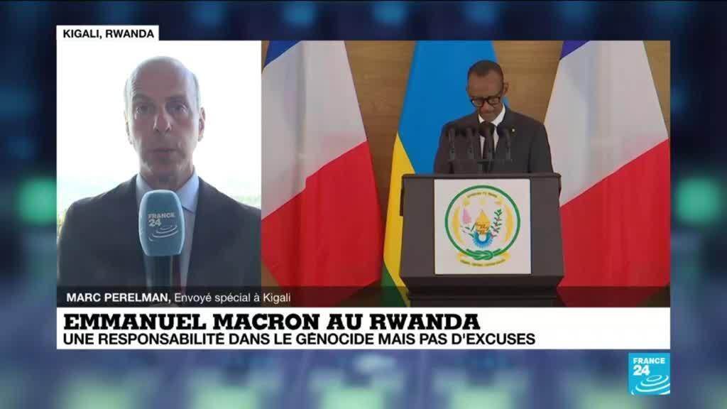 "2021-05-27 16:02 Rwanda : Paul Kagame salue le discours de son ""ami"" Emmanuel Macron"