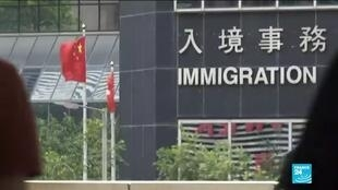 2020-07-02 15:37 UK to face 'consequences' on residency offers to Hong Kong citizens, China says