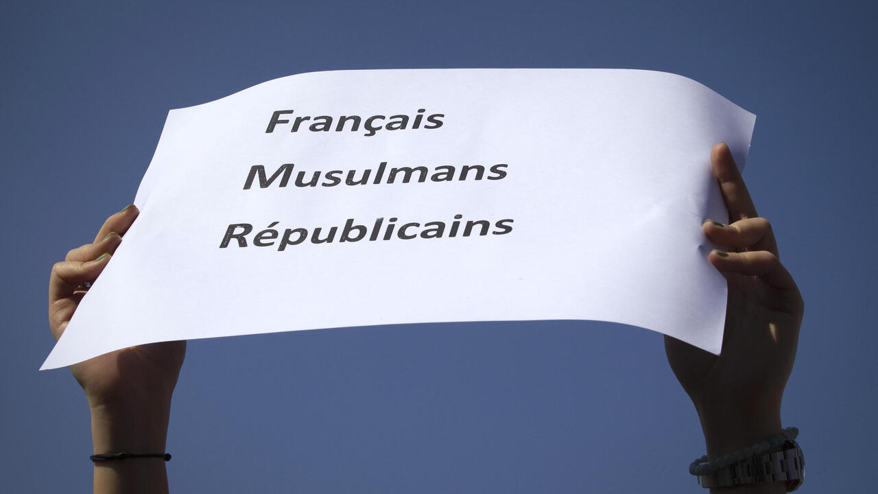 'Islam is being hyper-politicised in France, but Muslims are not in the debate'