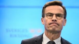Ulf Kristersson, leader of Sweden's Moderate party, announced that his attempt to form a government had failed