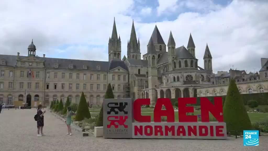 2021-06-20 01:08 Francia: la ciudad de Caen honra a las víctimas del 9/11 con exposición