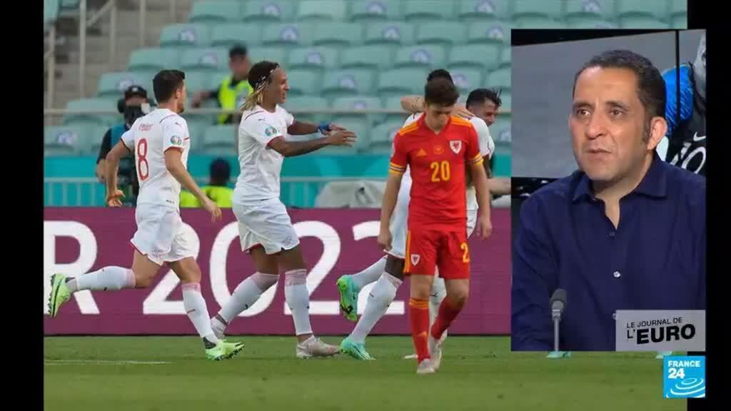 2021-06-12 23:54 Euro-2021 : la Suisse et le Pays de Galles se neutralisent pour leur premier match