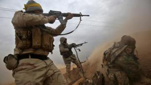 hashed al shaabi iraq soldiers