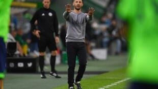 Schalke head coach Domenico Tedesco, who makes his debut in the Champions League on Tuesday, is under pressure after seeing the Royal Blues lose their first three Bundesliga games of the new season.