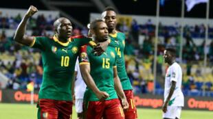 Le Cameroun l'a emporté sur le fil face à la Guinée-Bissau (2-1).