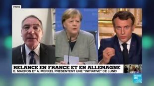 2020-05-18 12:09 Covid-19 : Manque de coordination sur une stratégie commune de déconfinement en Europe ?