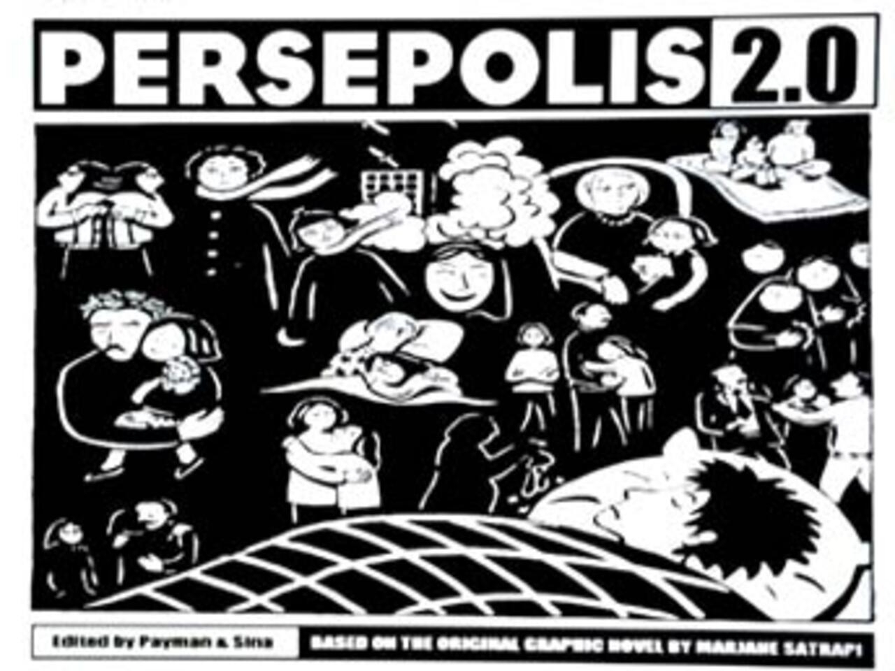 New Reworking Of Persepolis Attacks Iranian Election