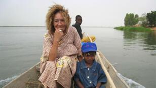 Sophie Pétronin a été enlevée  le 24 décembre 2016 à Gao, dans le nord du Mali.