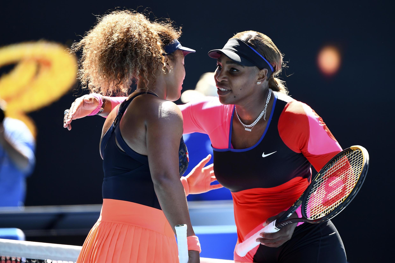 Naomi Osaka beat Serena Williams to make the Australian Open final