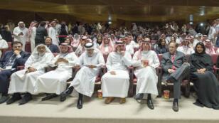 Des Saoudiens assistent pour la première fois à une première séance de cinéma depuis trente-cinq ans