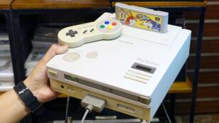 La Nintendo PlayStation ressemble énormément à la Super NES, le lecteur de CD en plus.