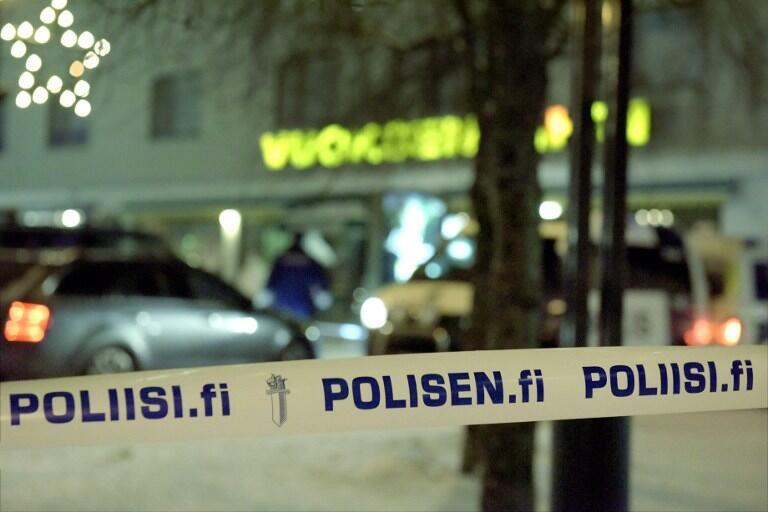 الشرطة تحقق في مكان عملية الاغتيال 04 كانون الأول/ ديسمبر 2016