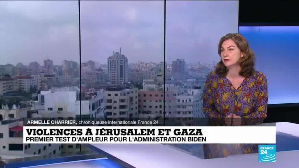 2021-05-11 10:35 Violence à Jérusalem : la communauté internationale appelle au calme