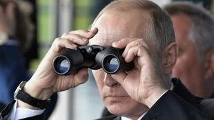 Vladimir Putin, buscando el crecimiento perdido.