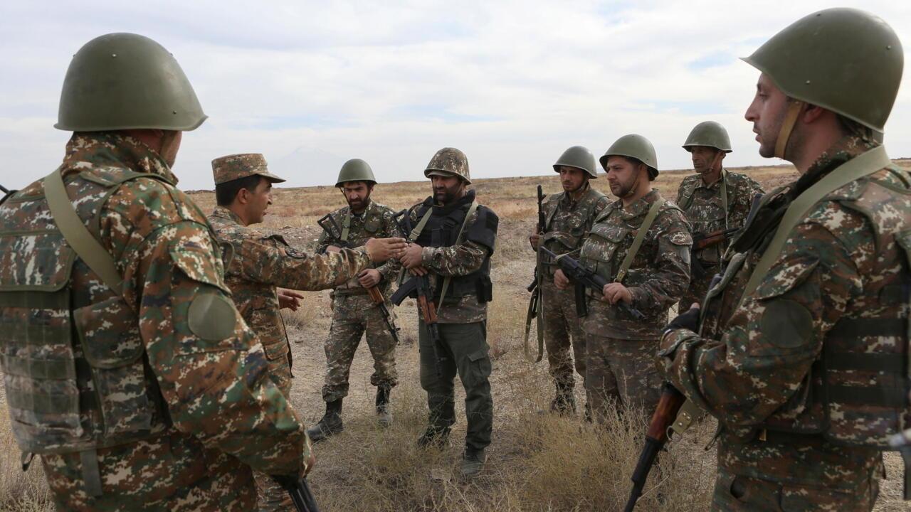 Armenia, Azerbaijan agree to new humanitarian ceasefire, according to US