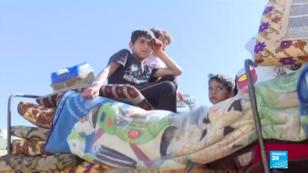 Au Liban, les réfugiés syriens sont de plus en plus nombreux nombreux à se porter candidat pour rentrer dans leur pays