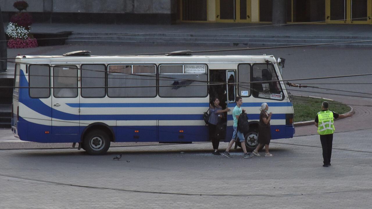 UKRAINE-HOSTAGES