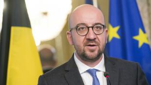 رئيس الحكومة البلجيكية شارل ميشيل