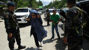 Rodrigo Duterte a décrété l'état d'urgence dans le sud des Philippines le 23 mai.