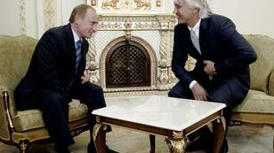 Russian President Vladimir Putin is renaming airports after famous Russians including the late opera star Dmitri Hvorostovsky