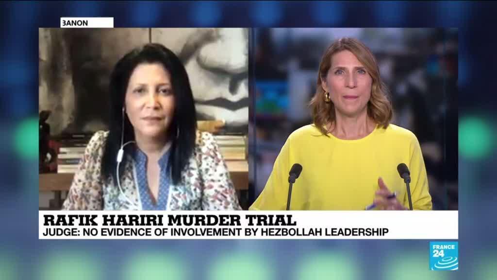 2020-08-18 14:01 Hariri verdict delivers 'truth but not justice'