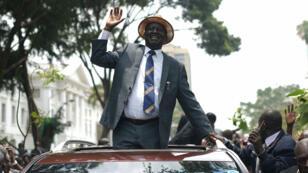 L'opposant kényan Raila Odinga a annoncé mardi qu'il ne participerait pas au nouveau scrutin présidentiel le 17 octobre en l'absence de garanties sur les conditions d'organisation de l'élection.