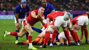 Le XV de France est éliminé de la Coupe du monde de rugby 2019.