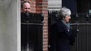 La primera ministra británica ha mostrado la posibilidad de detener el Brexit si la Cámara de los Comunes no respalda el acuerdo alcanzado con Bruselas el 15 de enero de 2019.