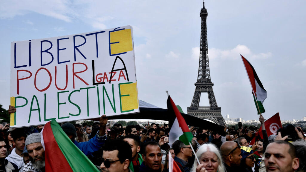 Paris organisers vow to go ahead with pro-Palestinian rally despite court ban