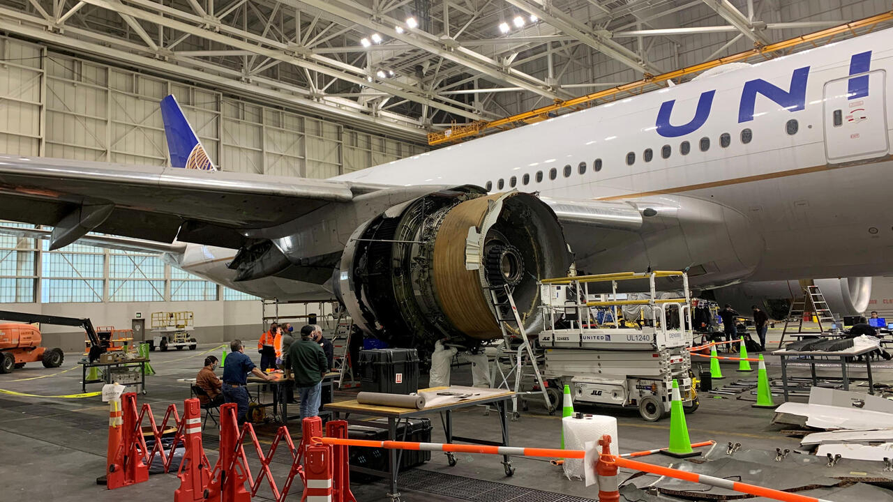 US orders more testing on Boeing 777 planes after engine scare