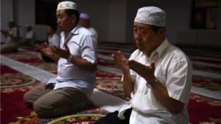 La Chine compte quelque 10 millions de Ouïghours  musulmans dans la région du Xinjiang.
