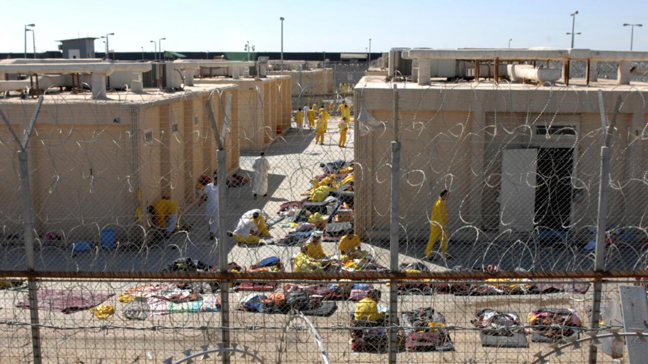 Abu Ghraib Prison - CBS News