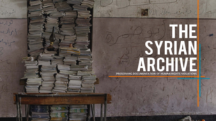 Le site Syrian Archive existe depuis 2014.