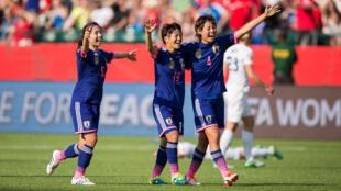 Qualifiées pour la finale, les Japonaises défendront leur titre contre les Américaines.