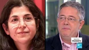 2020-06-05 14:03 Farida Adelkhah, un an déjà dans les geôles iraniennes : le témoignage du chercheur Roland Marchal