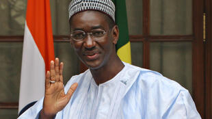 Moctar Ouane, pictured in January 2009, has been appointed as Mali's new prime minister