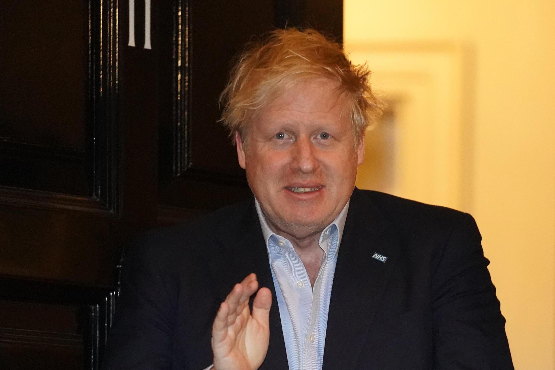 رئيس الوزراء البريطاني بوريس جونسون.