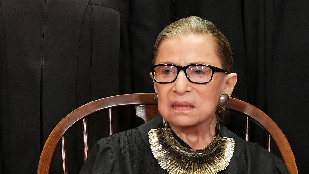US Supreme Court Justice Ruth Bader Ginsburg dies from pancreatic cancer, age 87