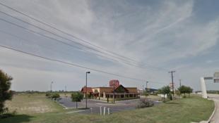 Le restaurant Twin Peaks à Waco, Texas, où a eu lieu la fusillade.