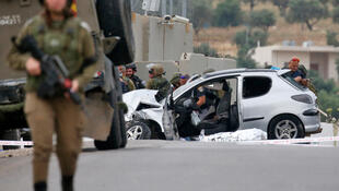 Thursday's incident took place near an Israeli settlement in the southern West Bank