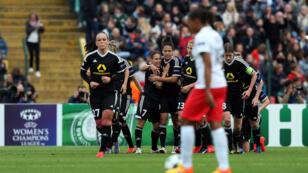 Le PSG a craqué dans les derniers instants du match.