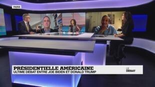 Le Débat de France 24 - jeudi 22 octobre 2020