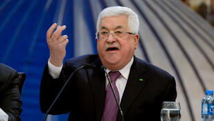 Mahmoud Abbas Ramallah 2020